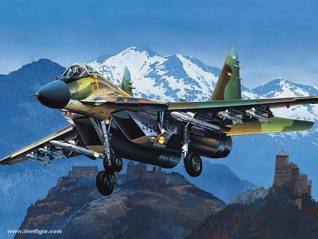MiG-29A Fulcrum-A