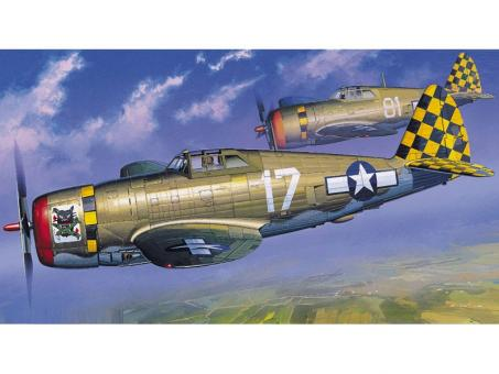 P-47D Thunderbolt (Razorback)