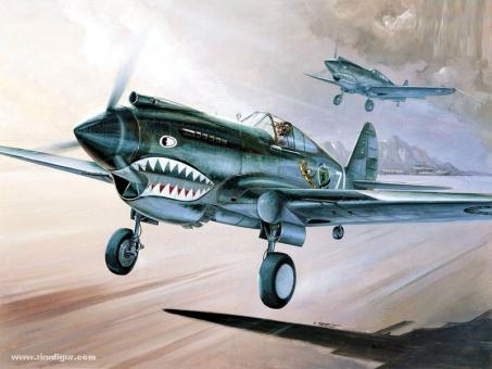 P-40C Tomahawk