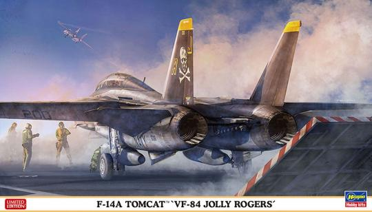 "F-14A Tomcat ""VF-84 Jolly Rogers"""