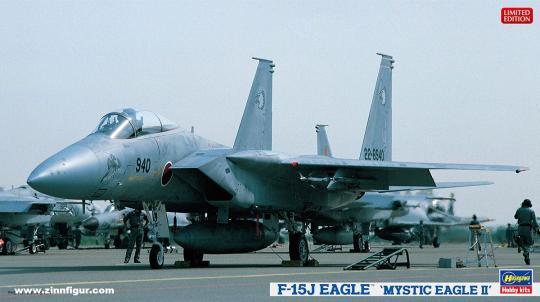 """F-15J Eagle """"JASDF Mystic Eagle II"""""""