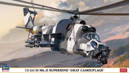 """mi-24/35 Mk.III Super Hind """"Bulgarien/Algerien"""""""