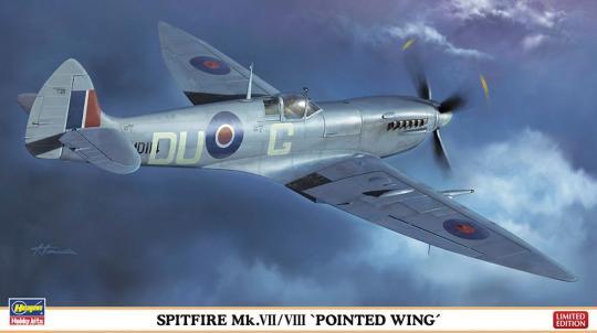 Spitfire Mk.VII/VII Pointed Wing