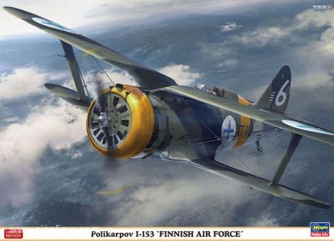 """Polikarpov I-153 """"Finnische Luftwaffe"""""""