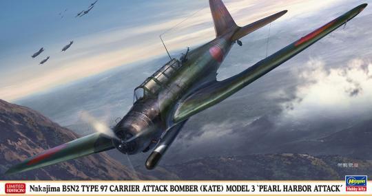 """Nakajima B5N2 Type 97 """"Pearl Harbor"""""""