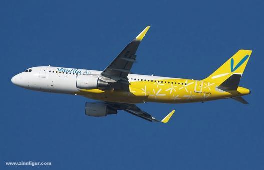 """A320 """"Vanilla Air"""""""