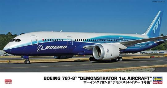 Boeing 787-8 Dreamliner Demonstrator