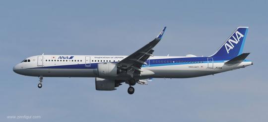 ANA Airbus A321neo