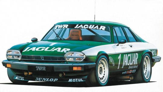 Jaguar XJ-S HE TWR