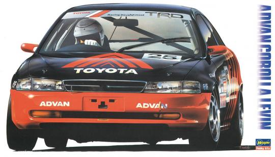 "Advan Corolla Levin ""1992 Touring Car Championship"""