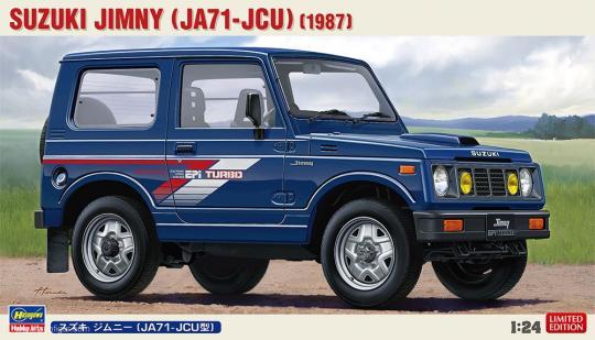 Suzuki Jimmy JA71-JCU