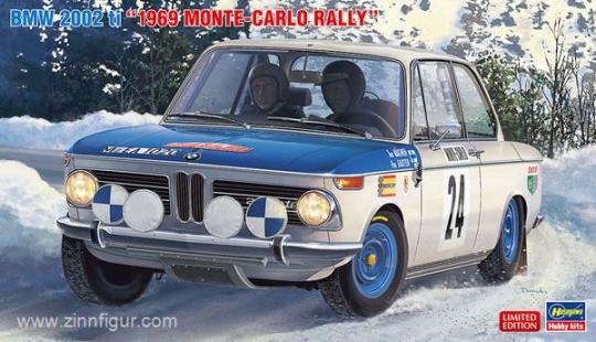 "BMW 2002ti ""Monte Carlo 1969"""