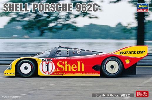 """Porsche 962C """"Shell 1987"""""""