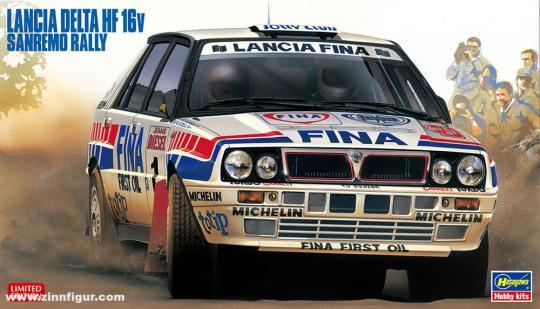 """Lancia Delta HF16v """"Sanremo Rally 1991"""""""