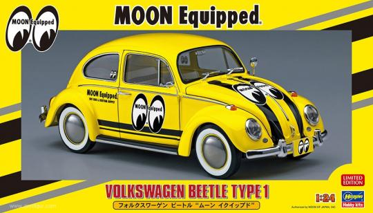 "Volkswagen Beetle ""Moon Equipped"""