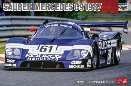 Sauber Mercedes C9 1987