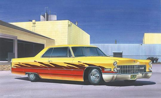 1966 American Lowrider Type C