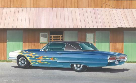 1966 American Lowrider Type T