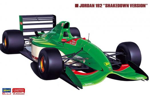 Jordan 192 Shakedown Version 1992