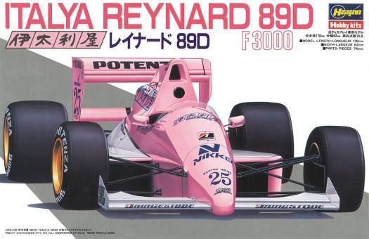 "Reynard 890 ""Italya Nikkei Ke Mans"""