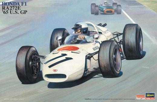 "Honda F1 RA272E 65 ""US Grand Prix 1965"""