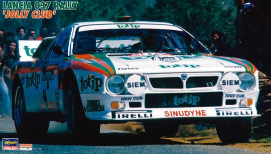 "Lancia 037 Rally ""Jolly Club"""