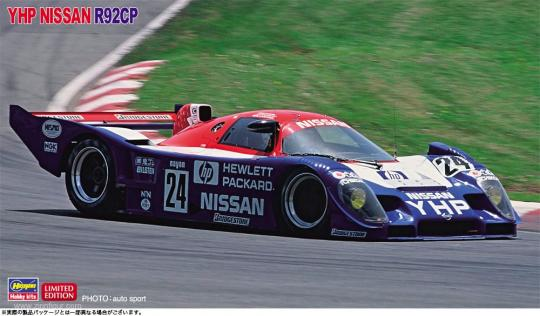 YHP Nissan R92CP