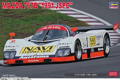 "Mazda 767B ""1991 JSPC"""