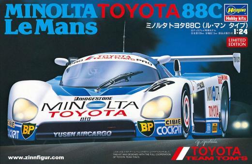 """Toyota 88C (Le Mans Type) """"Minolta"""""""