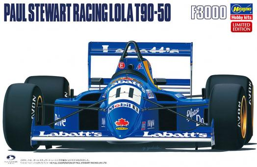 "Paul Stuart Racing Team T90-50 ""1990 International F3000 Championship"""