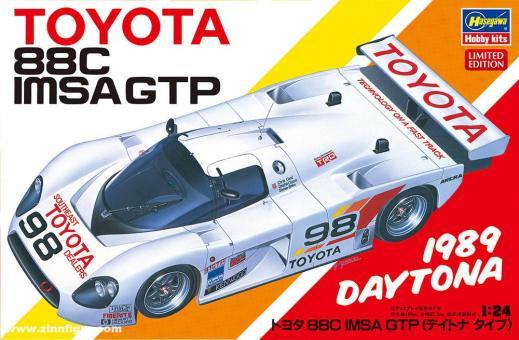 Toyota 88C IMSA GTP (Daytona Type)