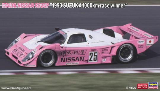 "Italya Nissan R92CP ""1993 Suzuka 1000 km Race Winner"""