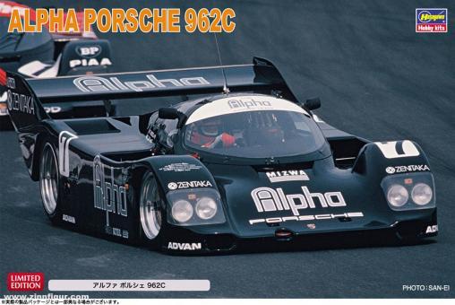 "Alpha Porsche 962C ""1990 All Japan Sports Prototype Car Endurance Championship"""