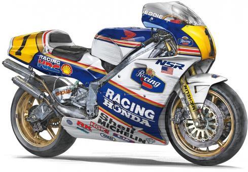 """Honda NSR500 """"1989 GP500 Champion"""""""