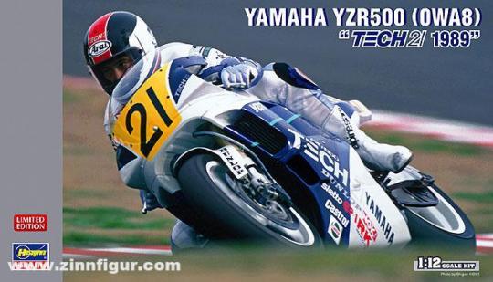 """Yamaha YZR500 (0WA8) """"Tech 21 1989"""""""