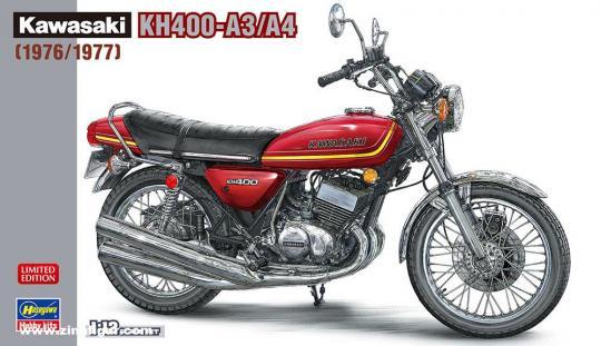 Kawasaki KH400-A3/A4