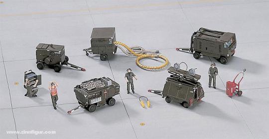 Ground Equipment Set