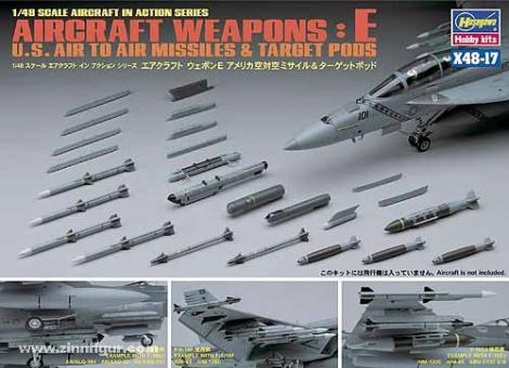 US Aircraft Weapons E