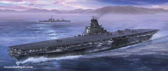 IJN Shinano Flugzeugträger