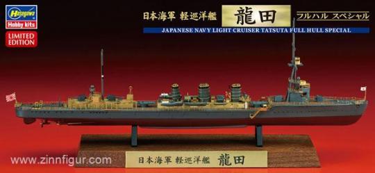 IJN Tatsuta - Vollrumpfmodell