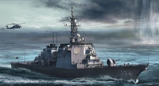 JMSDF Chokai DDG-176