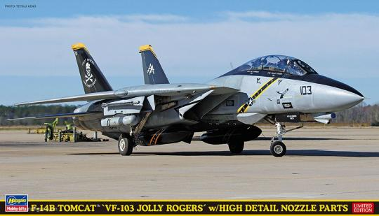 "F-14B Tomcat ""VF-103 Jolly Rogers"""