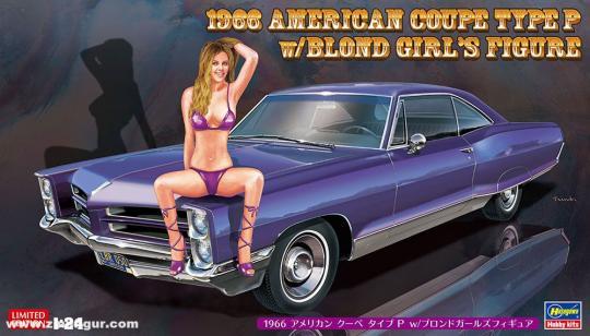 1966 American Coupe P mit Figur