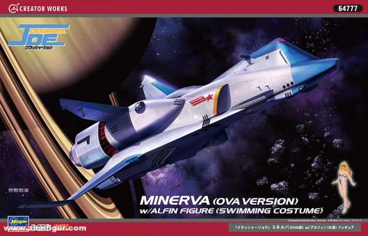 Minerva with Alfin Figure - Chrusher Joe