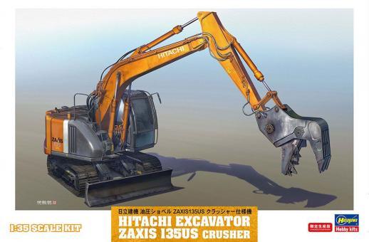 Hitachi Zaxis 135US