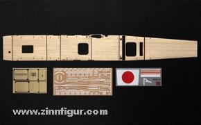 Wooden Deck for Akagi