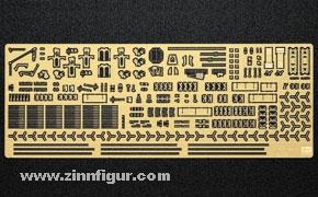 Detail Up Parts Basic for Akagi C
