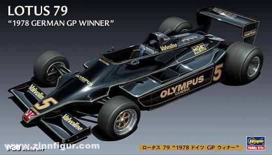 """Lotus 79 """"1979 German GP Winner"""""""