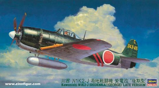 Kawanishi N1K2-J Shidenkai George