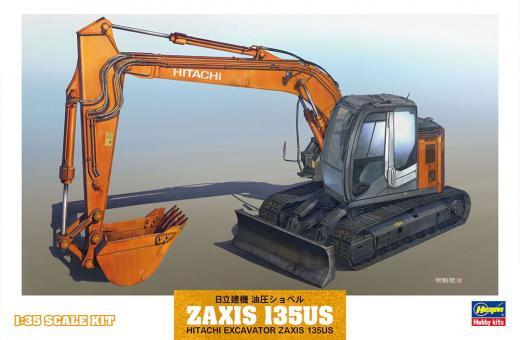 Hitachi Bagger ZAXIS 135US